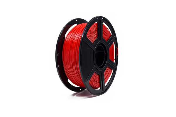 Flashforge PETG 0.5kg 3D Printer Filament 1.75mm Red