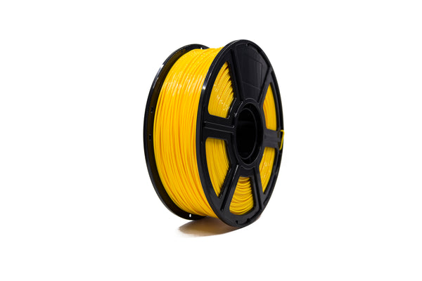 Flashforge PETG 0.5kg 3D Printer Filament 1.75mm Yellow