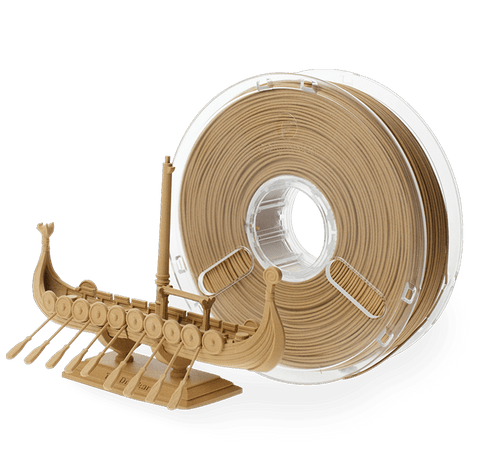 Polymaker Polywood 3D Printing filament
