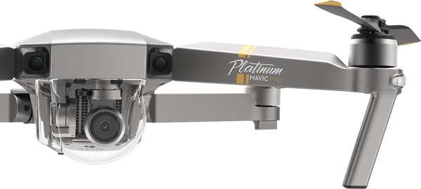 DJI Mavic PRO Platinum - Fly more combo - FREE Delivery