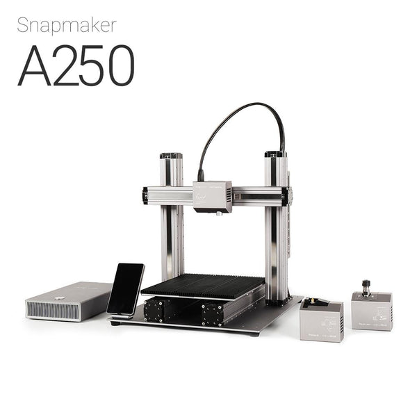 Snapmaker 2.0 A250 3 in 1 3D Printer, CNC, Laser engraver