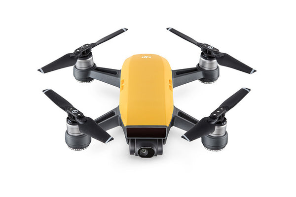 DJI Spark Fly More Combo Yellow