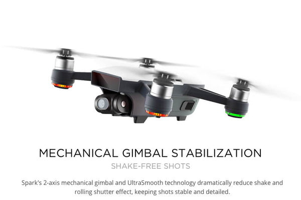 DJI Spark Fly More Combo - FREE Delivery