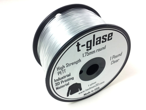 Taulman T Glase White 1.75mm filament