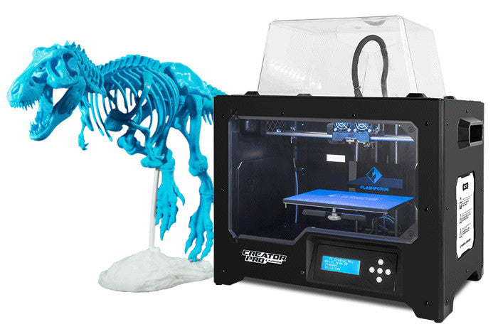 Flashforge Creator Pro 3D Printer - 2016 Release - FREE Delivery