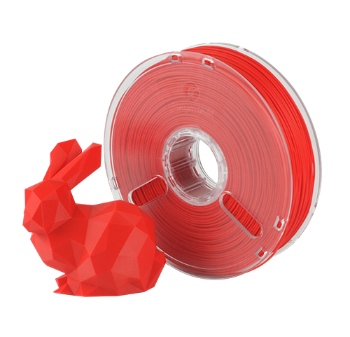 Polymaker Polymax PLA 1.75mm Red 3d printing filament
