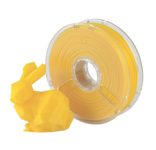 Polymaker Polymax PLA 1.75mm Yellow 3d printing filament