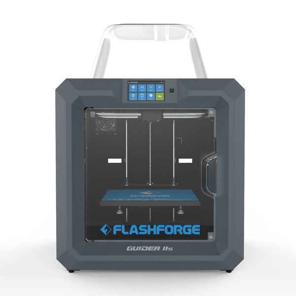 Flashforge Guider 2S IIS 3D Printer Front View