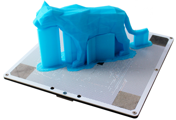 Zortrax 3d Print supports