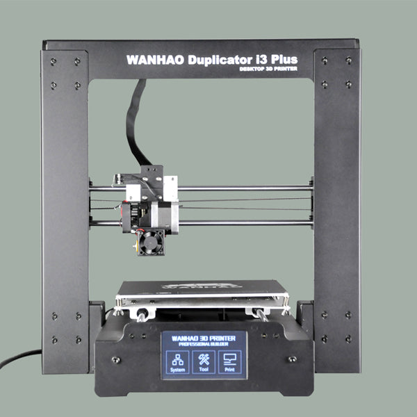 Wanhao i3 Plus - FREE Delivery.
