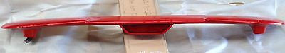 SPOILER 2000-2002 Hyundai Accent Rear with LED brake light HIP HOP RED