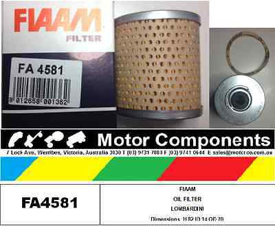 OIL FILTER LOMBARDINI LDA-672 BMW 11427787697 ALFA HU722X