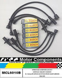 Spark Plug & Lead Set CHRYSLER VALIANT, SLANT 6 1962-76 R,S, AP5, AP6, VC VE VF