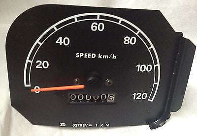 Speedo Head, Speedometer Head Suzuki LJ80 LJ81 will fit LJ20 LJ50 LJ51