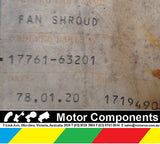 SHROUD RADIATOR SUZUKI LJ50 LJ50-2 LJ51 SH10 GENUINE NEW