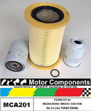 MAZDA B2500 BRAVO  WL 2.5 Litre TURBO DIESEL  FILTER  KIT for 5/00-12/06