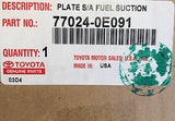 TOYOTA KLUGER IN TANK FUEL FILTER 2014 on V6 3.5L 2GRFE GSU50, GSU55 77024-0E091