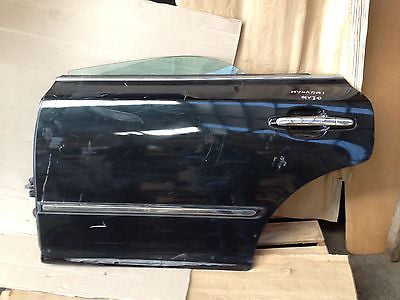 DOOR LEFT REAR HYUNDAI GRANDUER GRANDEUR  XG 7/99-11/05  used COMPLETE