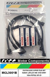 SUZUKI LJ50 LJ51  4WD 540cc 1974 to 1978 SPARK PLUGS & IGNITION LEAD SET