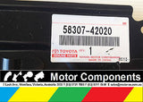 TOYOTA  PANEL  RAV4  4 Cyl 2.5L 2ARFE; ASA42, ASA44 2013 on 58307-42020 / 0R031