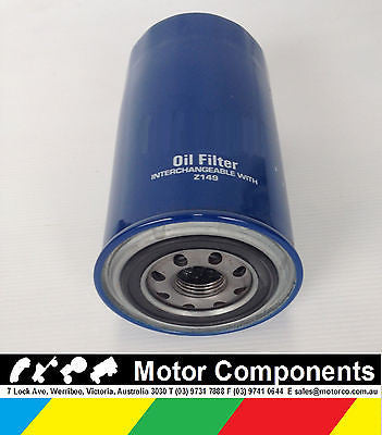 Z149 BT261 LF3316 OIL FILTER for NISSAN CASE DRESSER J DEERE HOUGH INTERNATIONAL