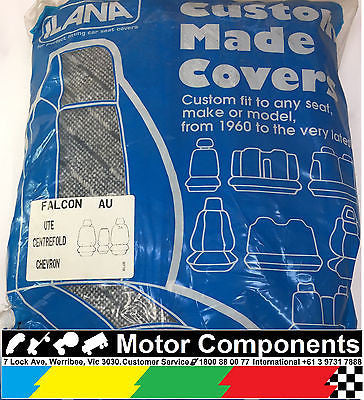 SEAT COVER for FORD FALCON UTE AU 9/1998 > 2/2002