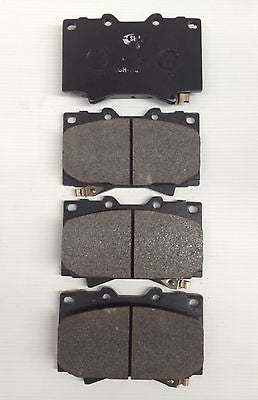 Brake Pads for Toyota Landcruiser 100 Series 4.2 HZJ105 98-07 Front DB1365-HD