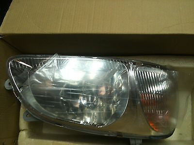 KIA CARNIVAL RIGHT HAND HEADLIGHT UP TO 3/1999
