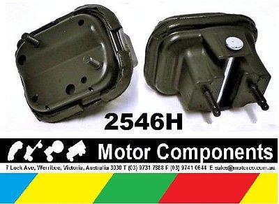 HOLDEN COMMODORE 3.8 Ecotec V6 PAIR HYDRAULIC ENGINE MOUNTS VN VP VR VS VT VX VY