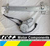 KIA SPORTAGE WINDOW REGULATOR RH REAR DOOR12/99-5/2003  GENUINE