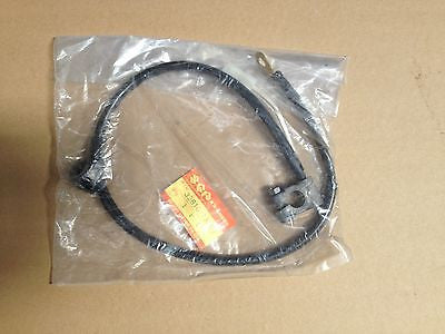 BATTERY CABLE POSITIVE SUZUKI LJ80 NEW GENUINE 33810-73000
