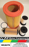 FILTER KIT HOLDEN COLORADO RG DIESEL LVN 2.5L TURBO DIESEL LWH 2.8L 6/2012 on