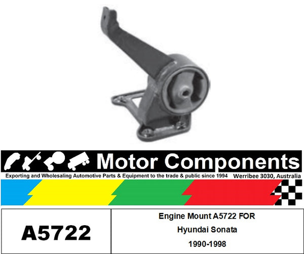 Engine Mount A5722 FOR Hyundai Sonata 1990-1998