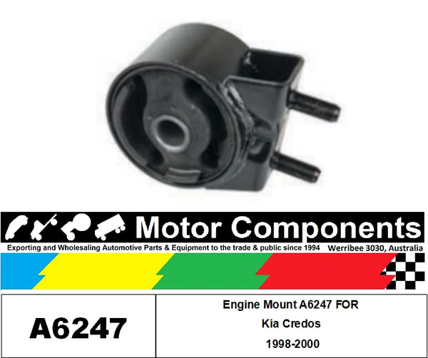 Engine Mount A6247 FOR Kia Credos 1998-2000