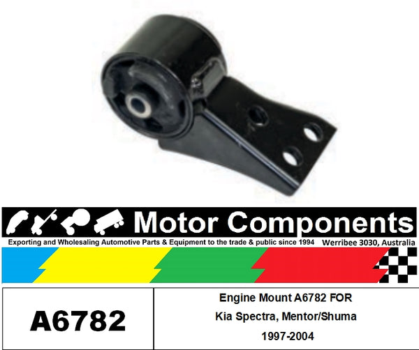 Engine Mount A6782 FOR Kia Spectra, Mentor/Shuma 1997-2004