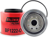 FUEL FILTER FOR USE WHEN - BF1222-O