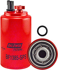 FUEL FILTER WITH SENSOR - BF1385-SPS