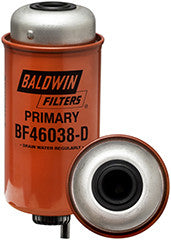 PRIMARY FUEL WATER SEP FILTERS - BF46038-D