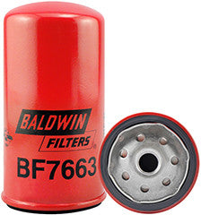 FUEL FILTER SUITS IVECO. - BF7663