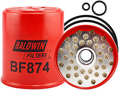 FUEL FILTER I/W. FF5002 - BF874