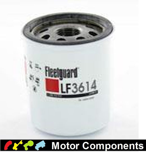 FLEETGUARD LF3614 LUBE FILTER I.W B33