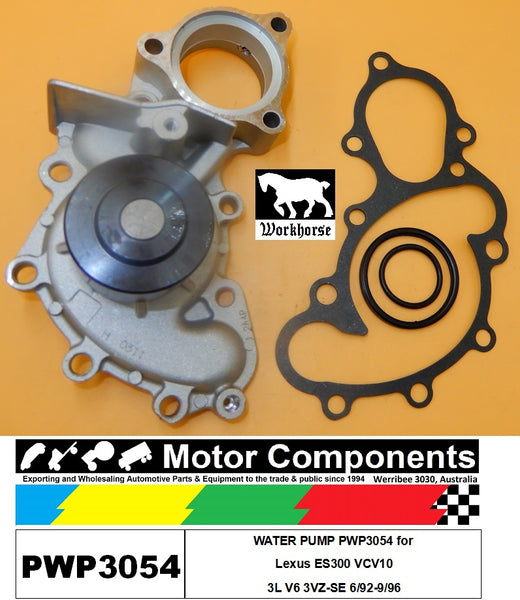 WATER PUMP PWP3054 for Lexus ES300 VCV10 3L V6 3VZ-SE 6/92-9/96
