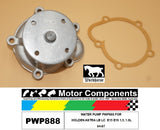 WATER PUMP PWP888 FOR  HOLDEN ASTRA LB LC  E15 E16 1.5, 1.6L 84-87