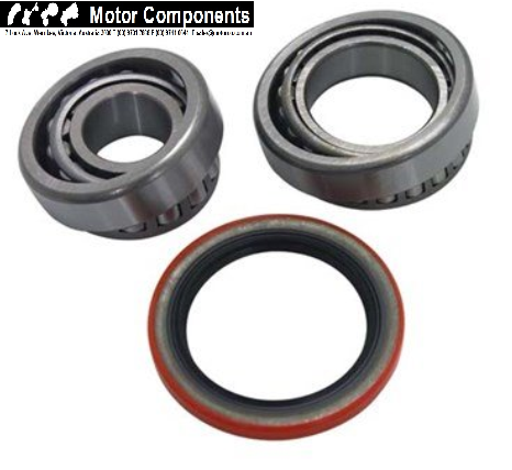 WHEEL BEARING KIT REAR for FORD LASER CAPRI METEOR MAZDA  323 85>1995