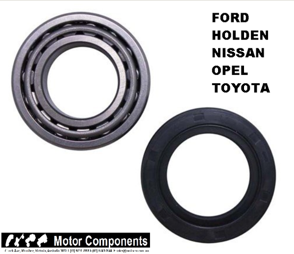 WHEEL BEARING KIT REAR for TOYOTA FORD HOLDEN NISSAN OPEL