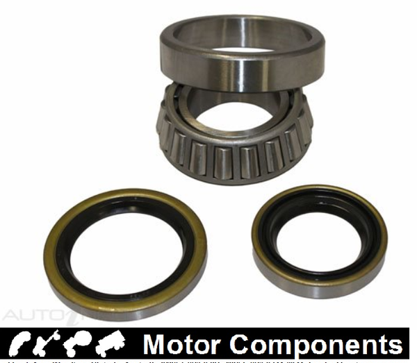 WHEEL BEARING KIT REAR for HOLDEN RODEO 1985 > 2003