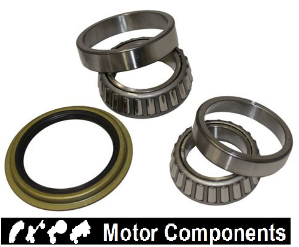 WHEEL BEARING KIT FRONT for MAZDA B2500 4WD 1987 > 2006