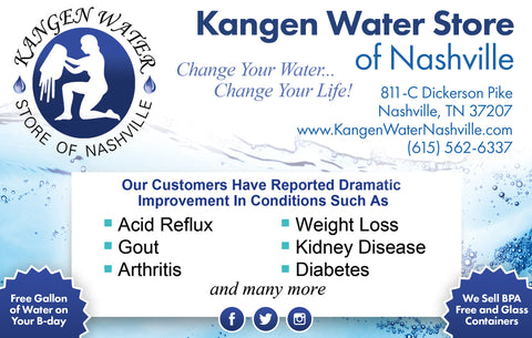 The Kangen Water Store of Nashville