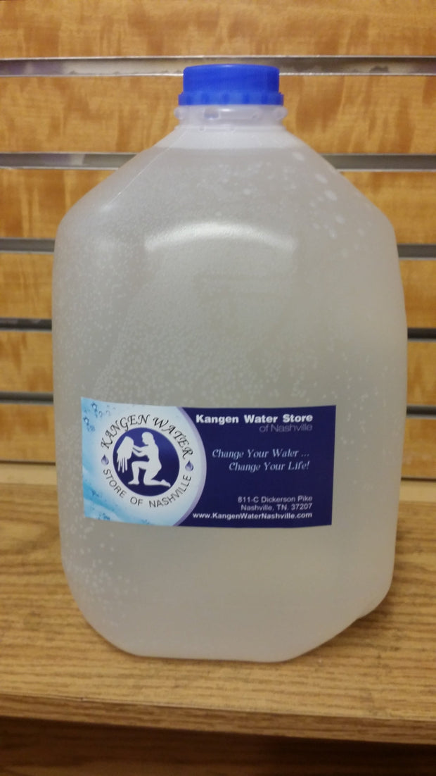 1 Gallon of Kangen Water-Select Desired pH