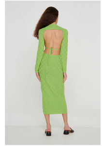 Cantaloupe Dress